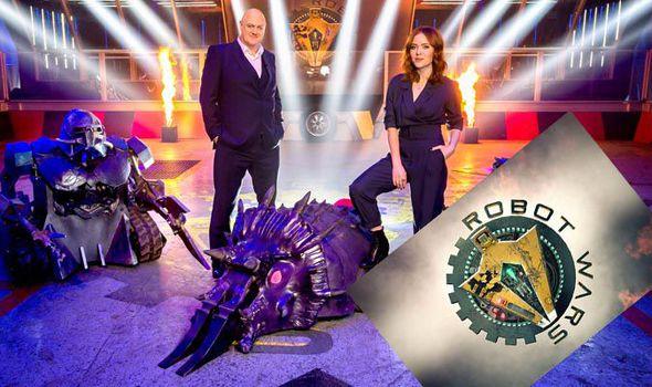 Televizní show boje robotů