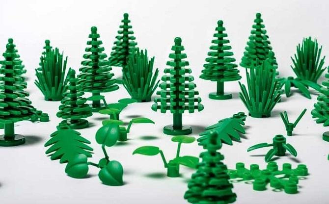 Přírodní lego, které vůbec přírodní není.