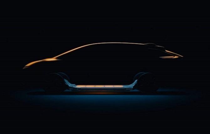 Vzhled elektromobilu Faraday Future je vskutku futuristický.