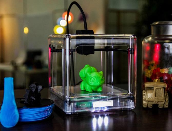Změní 3D tiskárny svět technologií?