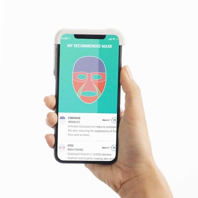 Smartphone pro Neutrogena