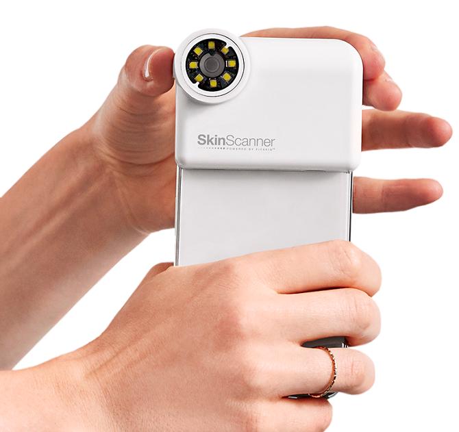 Neutrogena scanner