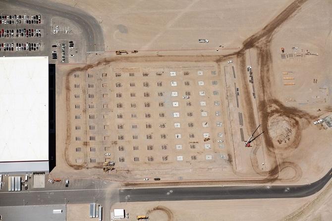 Gigafactory je skutečně velkorysý projekt.