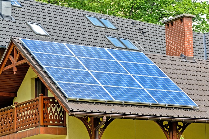 Novela energetického zákona nahrála snadnější instalaci domácích elektráren.