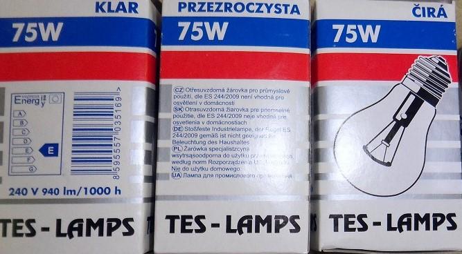 Stará žárovka nově jako tepelná koule