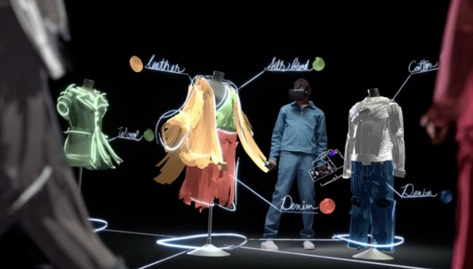 Stane se Tilt Brush novým pomocníkem módních tvůrců?