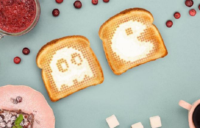 S Toasteroidem můžete popustit uzdu fantazii.